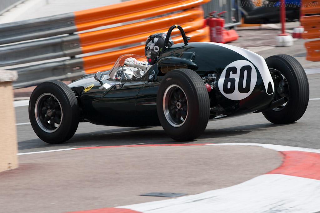 Cooper T51 Climax    - 2012 Monaco Historic Grand Prix