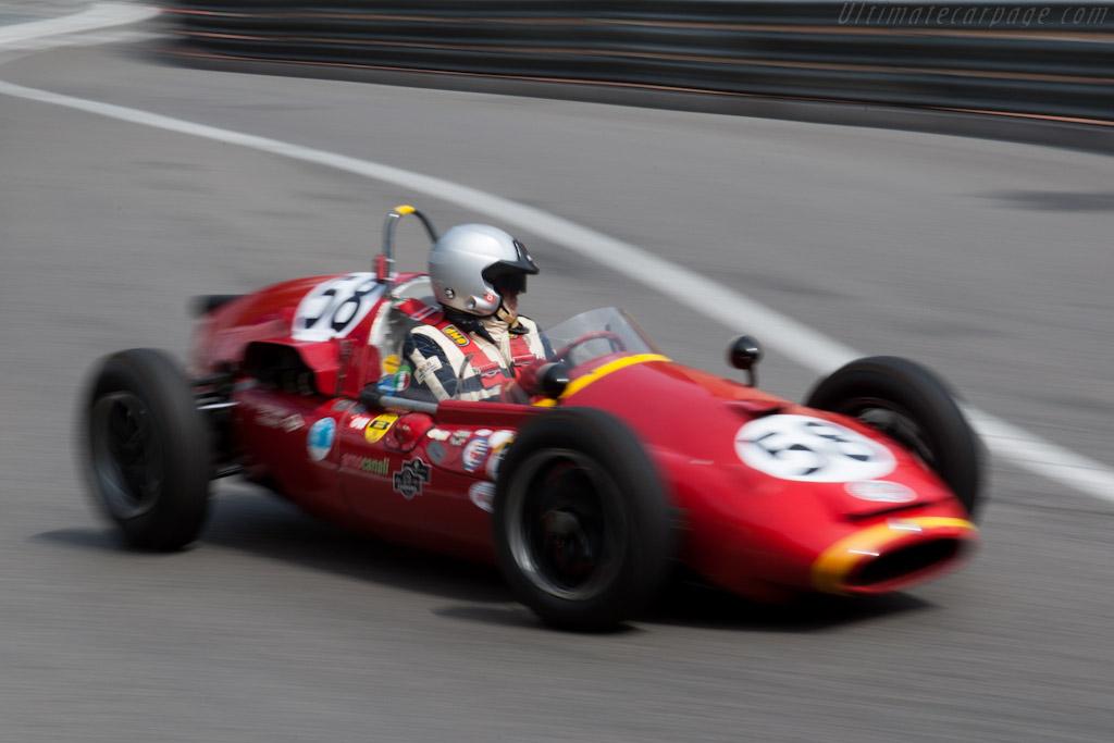 Cooper T51 Maserati    - 2012 Monaco Historic Grand Prix
