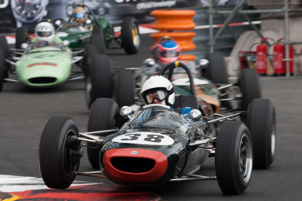 Cooper T71 Ford    - 2012 Monaco Historic Grand Prix