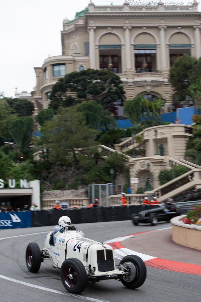 ERA B - Chassis: R9B   - 2012 Monaco Historic Grand Prix