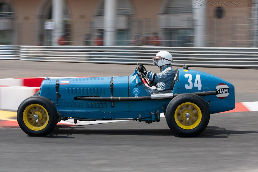 ERA B - Chassis: R5B   - 2012 Monaco Historic Grand Prix