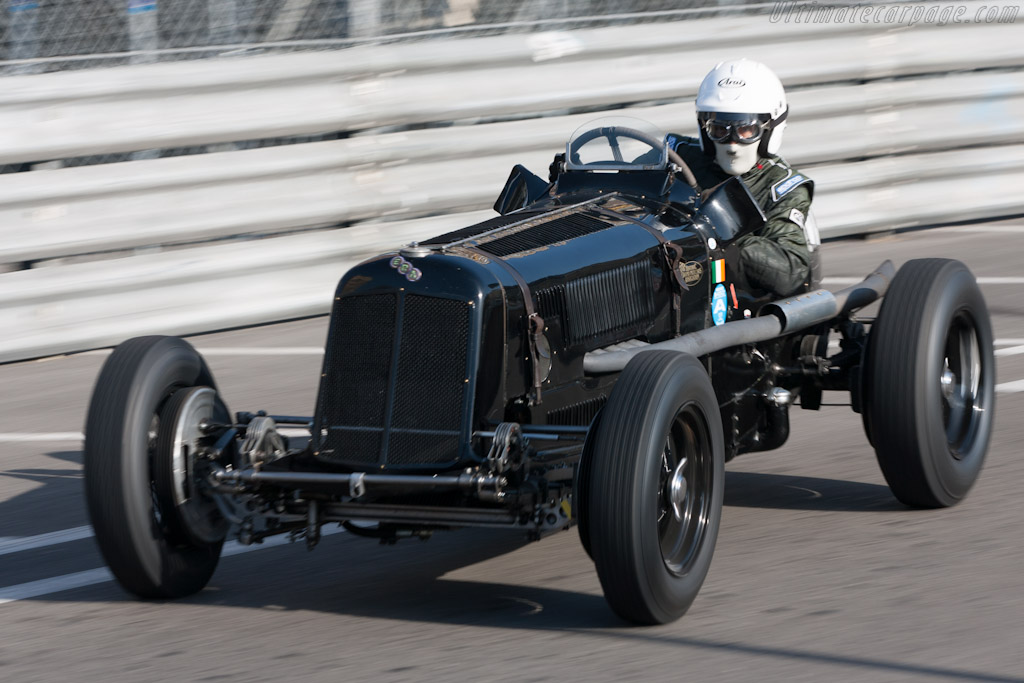 ERA B - Chassis: R10B   - 2012 Monaco Historic Grand Prix