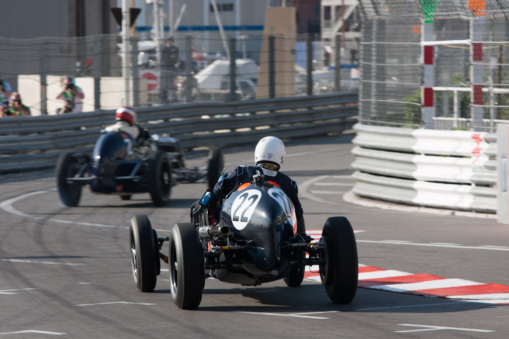 ERA B - Chassis: R6B   - 2012 Monaco Historic Grand Prix