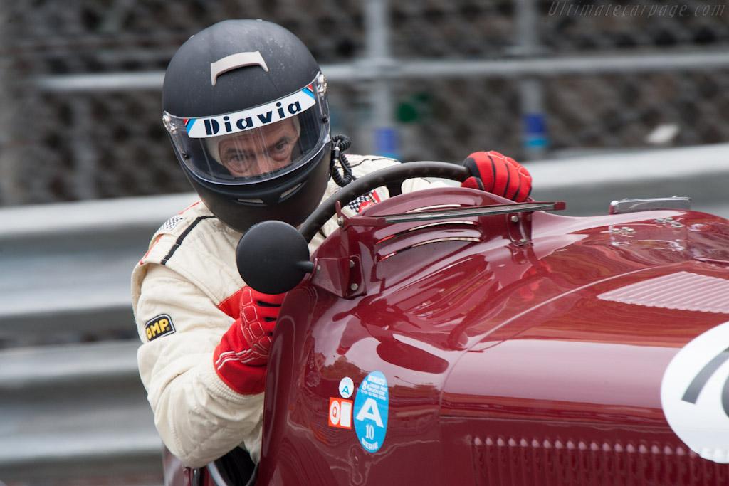 Ed Davies    - 2012 Monaco Historic Grand Prix