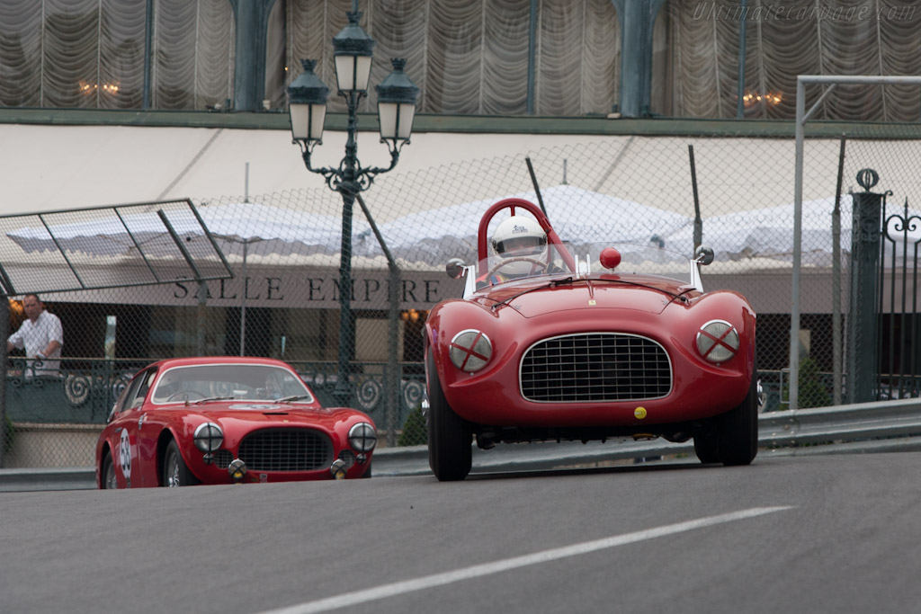 Ferrari 166 MM - Chassis: 0034M   - 2012 Monaco Historic Grand Prix