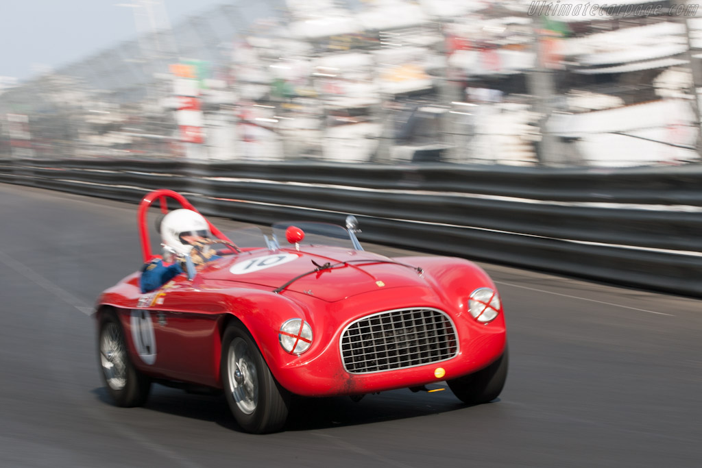 Ferrari 166 MM - Chassis: 0034M   - 2012 Monaco Historic Grand Prix