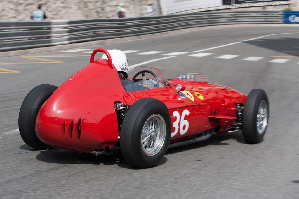 Ferrari 246 Dino F1 2012 Monaco Historic Grand Prix