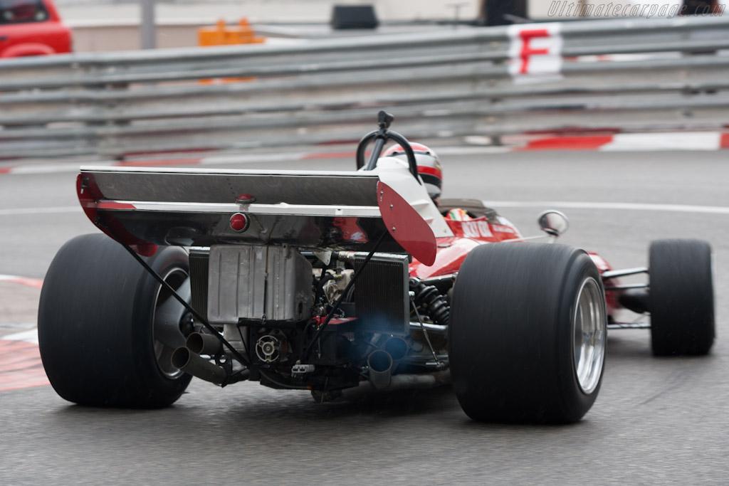Ferrari 312 B2 - Chassis: 005 - Driver: John Goodman  - 2012 Monaco Historic Grand Prix