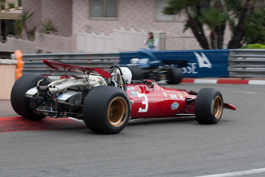 Ferrari 312 F1 - Chassis: 0017  - 2012 Monaco Historic Grand Prix