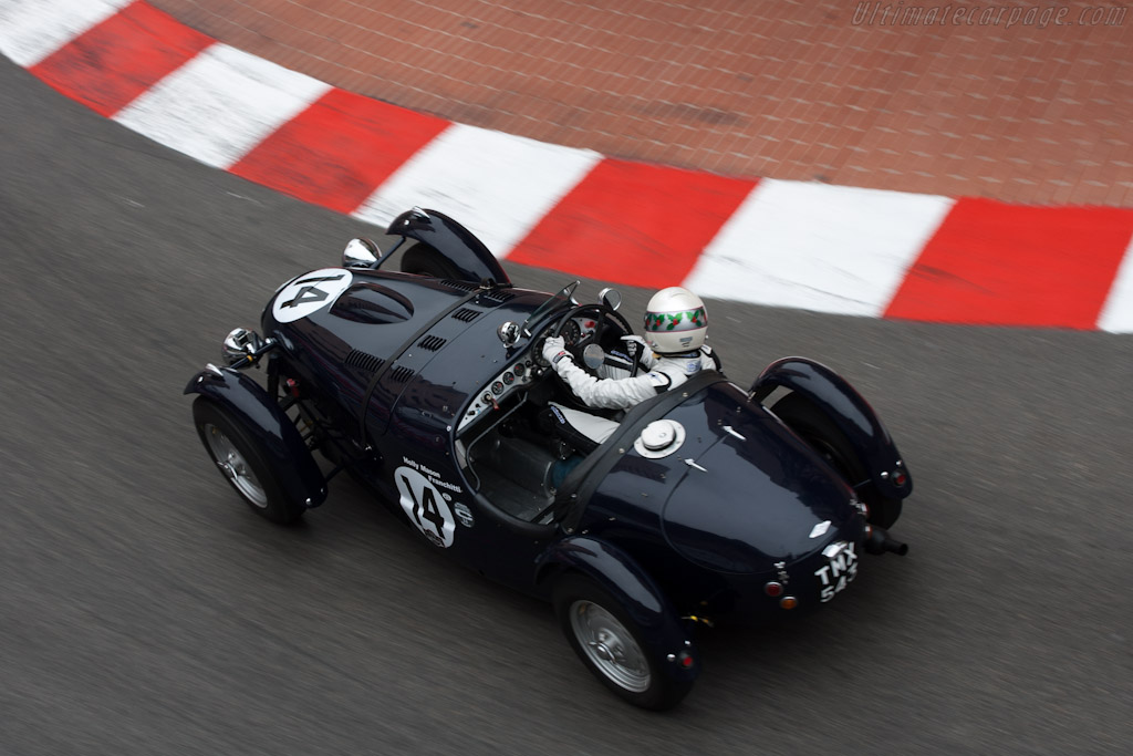 Frazer Nash High Speed - Chassis: 421/100/008   - 2012 Monaco Historic Grand Prix