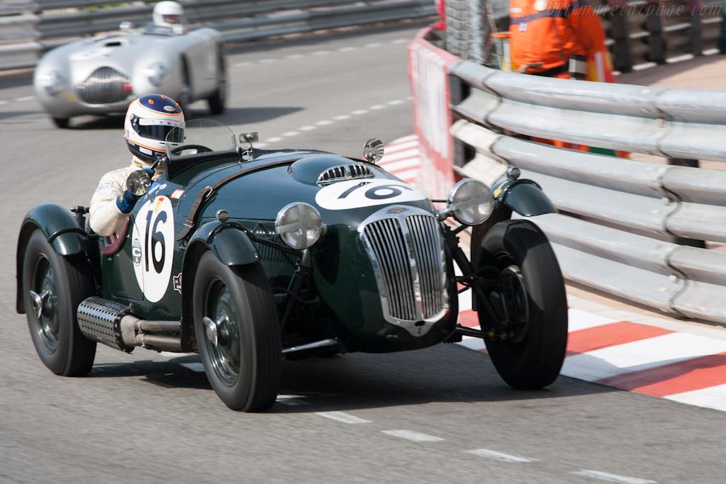 Frazer Nash Le Mans Replica - Chassis: 421/200/128   - 2012 Monaco Historic Grand Prix