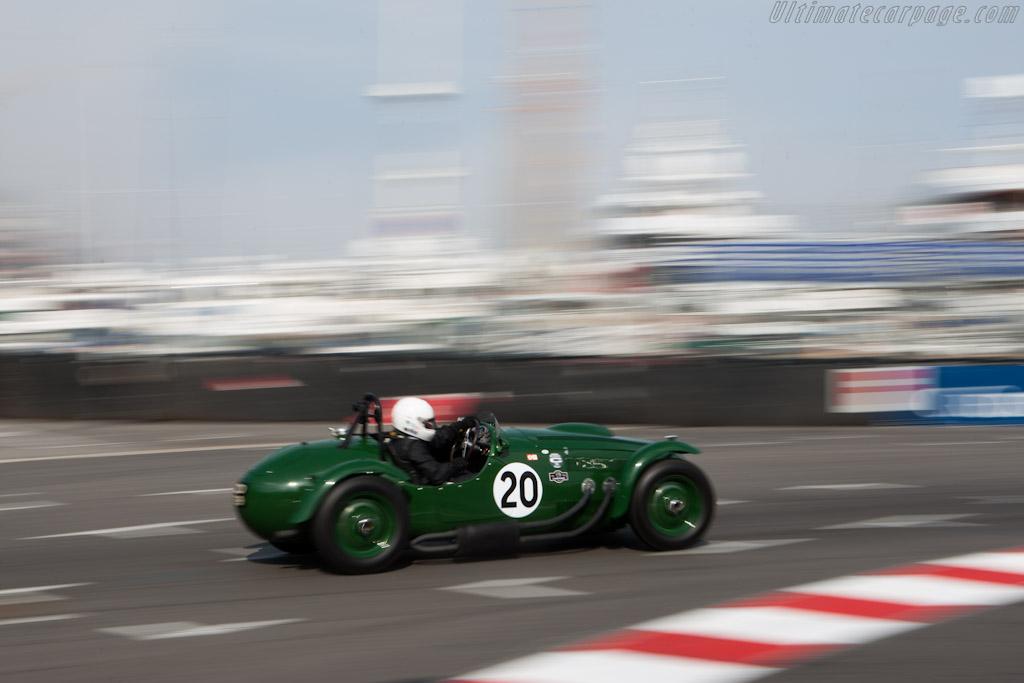 Frazer Nash Le Mans Replica Mk2 - Chassis: 421/200/181   - 2012 Monaco Historic Grand Prix