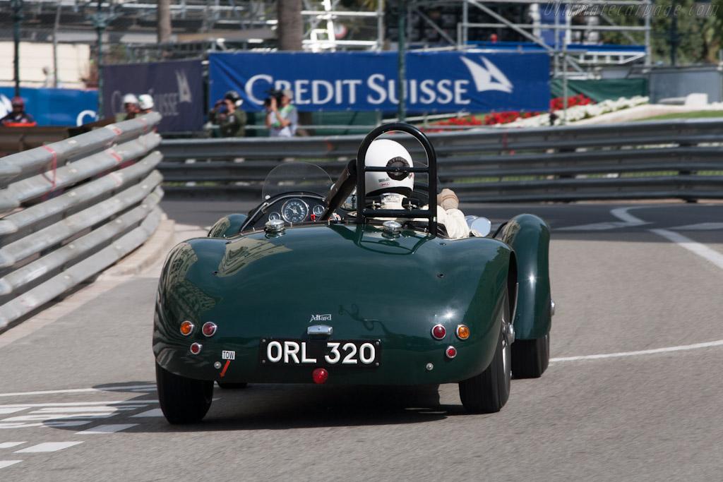 Frazer Nash Mille Miglia    - 2012 Monaco Historic Grand Prix