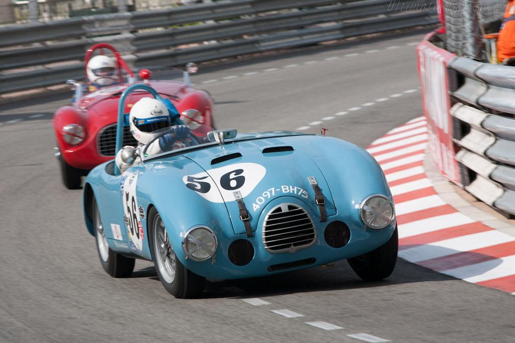 Gordini T23S    - 2012 Monaco Historic Grand Prix
