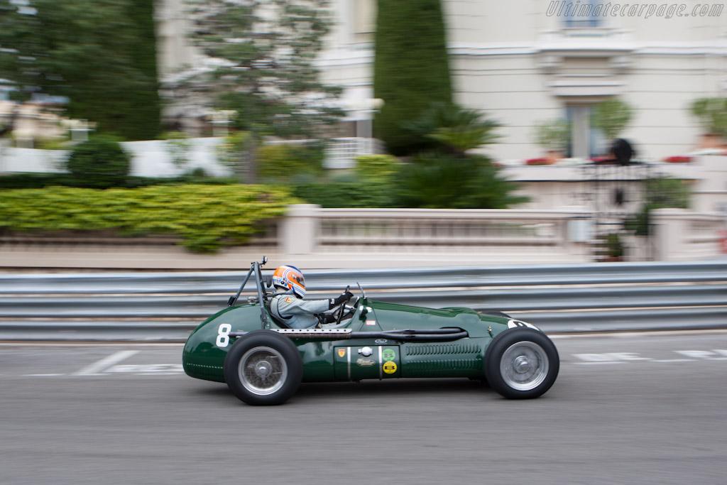 HWM Alta    - 2012 Monaco Historic Grand Prix