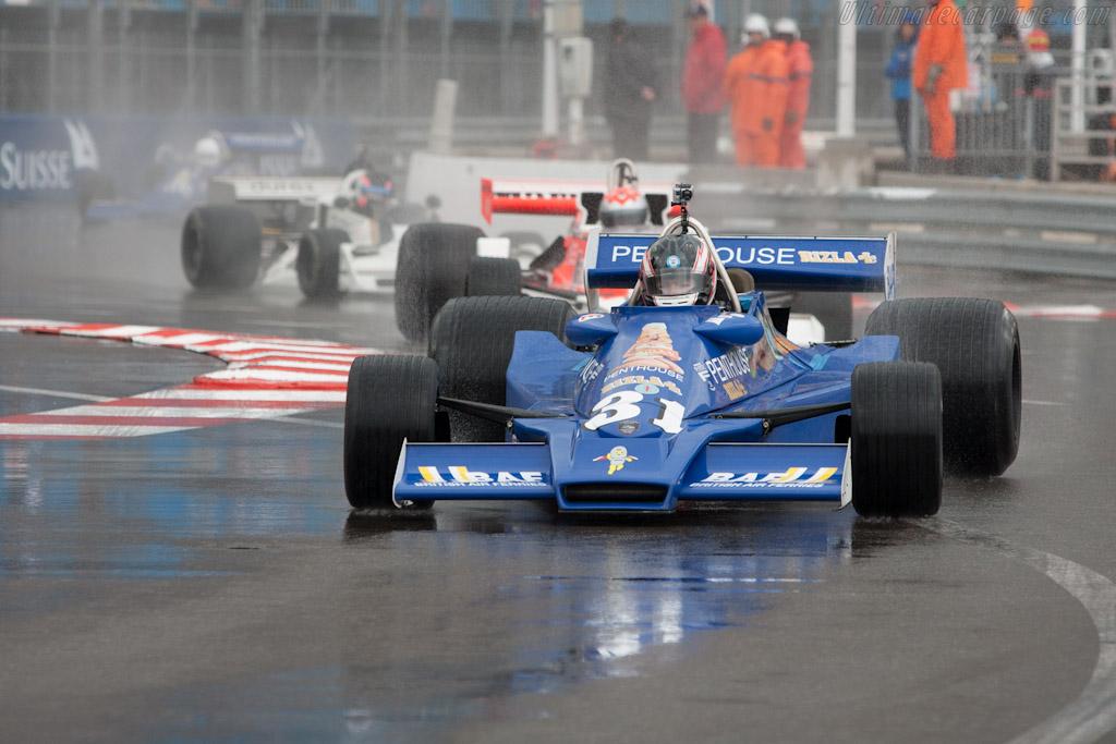 Hesketh 308E Cosworth - Chassis: 308E / 1   - 2012 Monaco Historic Grand Prix