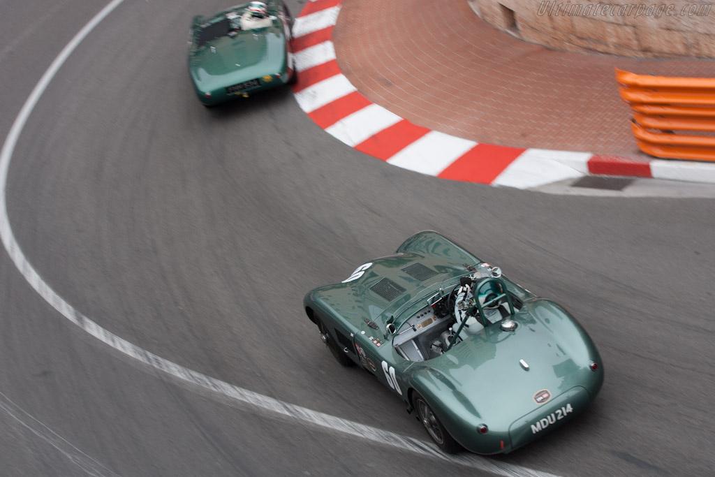Jaguar C Type    - 2012 Monaco Historic Grand Prix