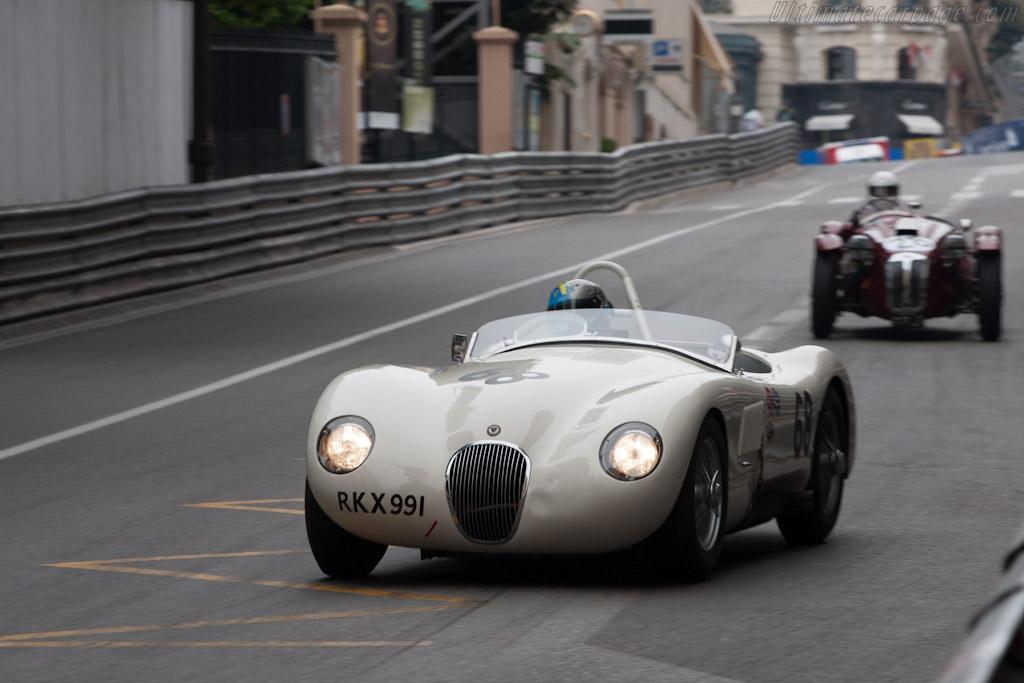 Jaguar C Type - Chassis: XKC 039   - 2012 Monaco Historic Grand Prix