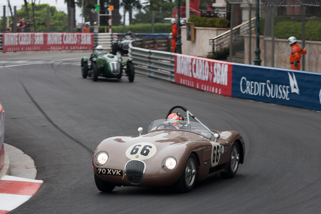 Jaguar C Type - Chassis: XKC 018   - 2012 Monaco Historic Grand Prix