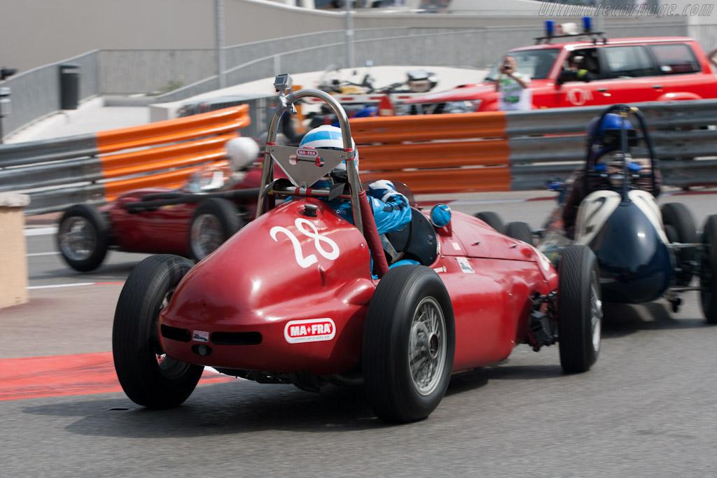 Lancia Marino    - 2012 Monaco Historic Grand Prix