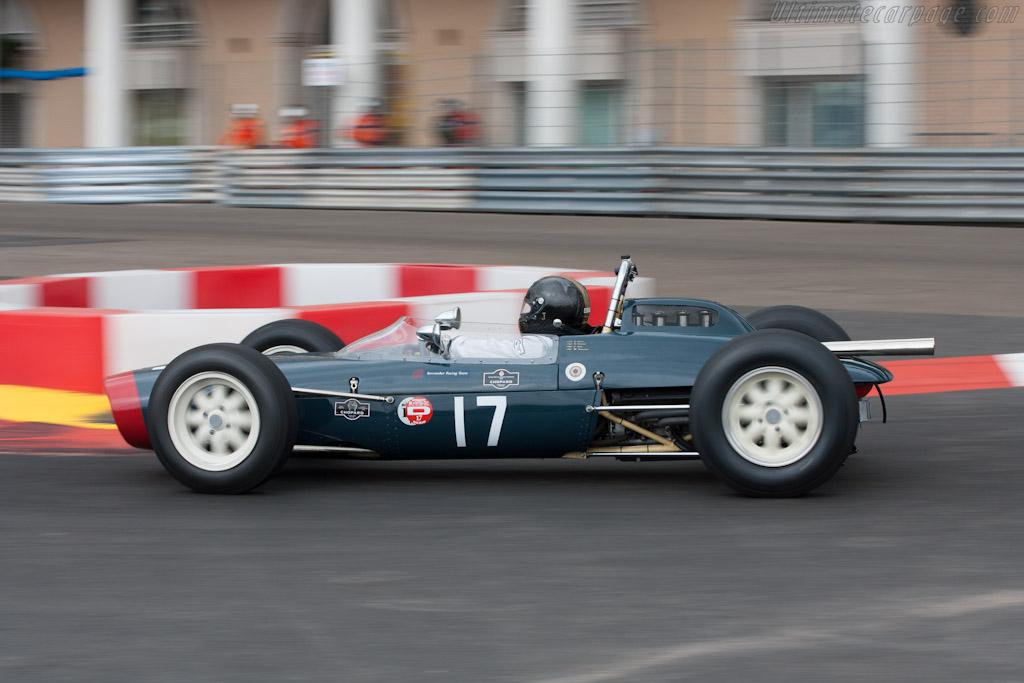 Lola Mk4 Climax    - 2012 Monaco Historic Grand Prix
