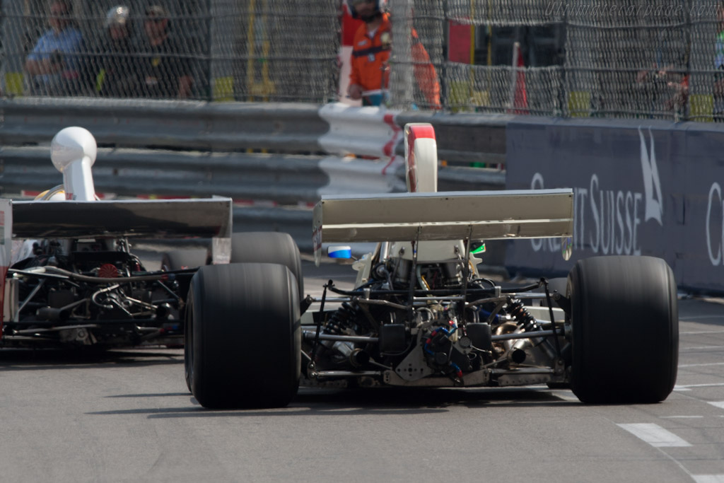 Lola T370 Cosworth    - 2012 Monaco Historic Grand Prix