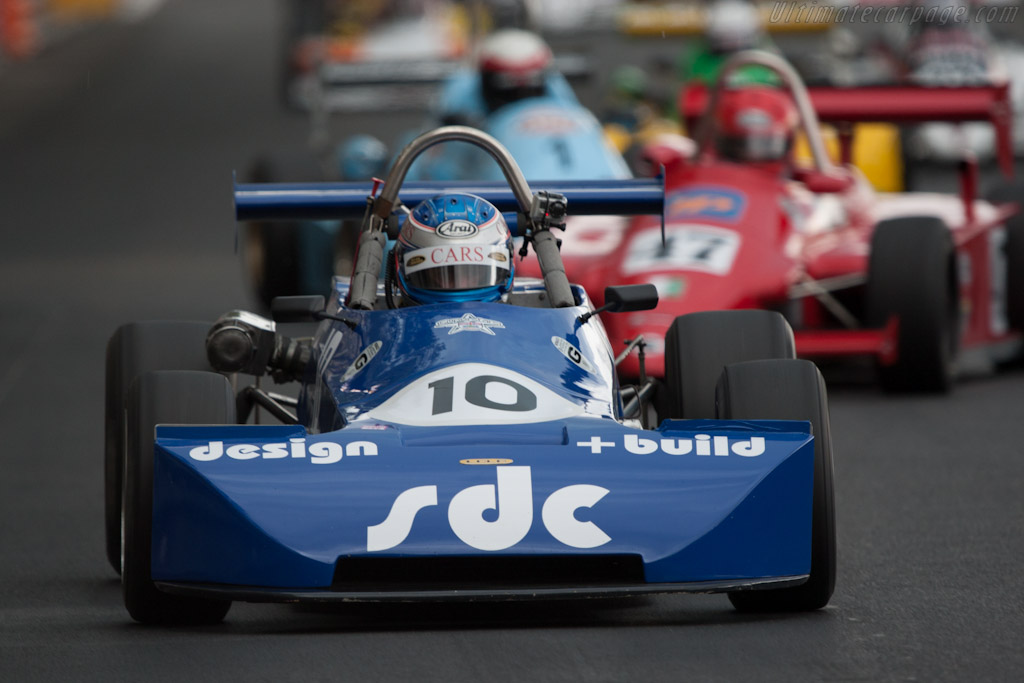 Lola T670 Toyota    - 2012 Monaco Historic Grand Prix