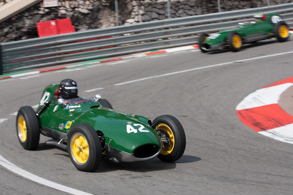 Lotus 16 Climax - Chassis: 364   - 2012 Monaco Historic Grand Prix
