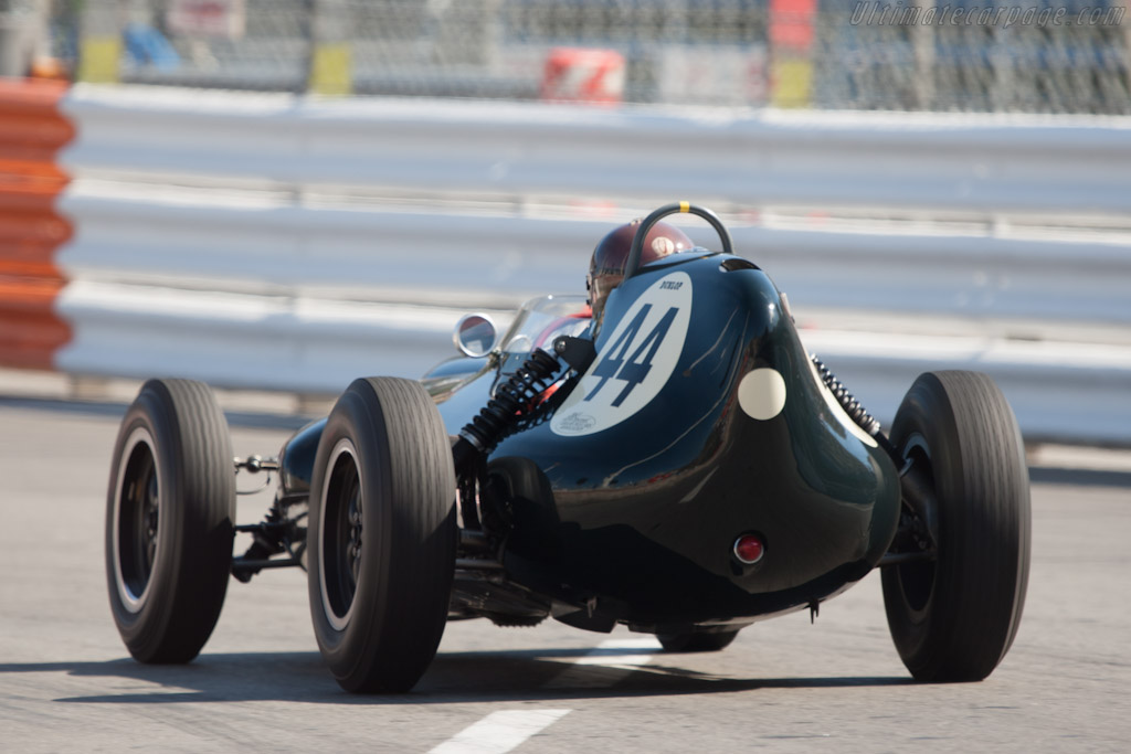 Lotus 16 Climax - Chassis: 363   - 2012 Monaco Historic Grand Prix
