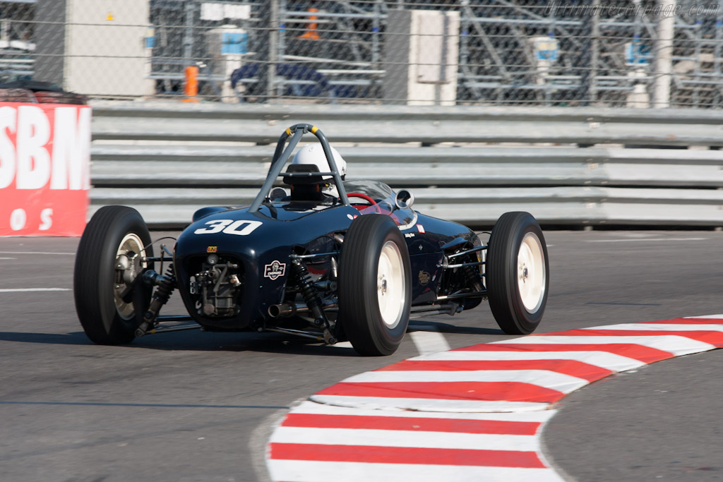 Lotus 18 Climax    - 2012 Monaco Historic Grand Prix