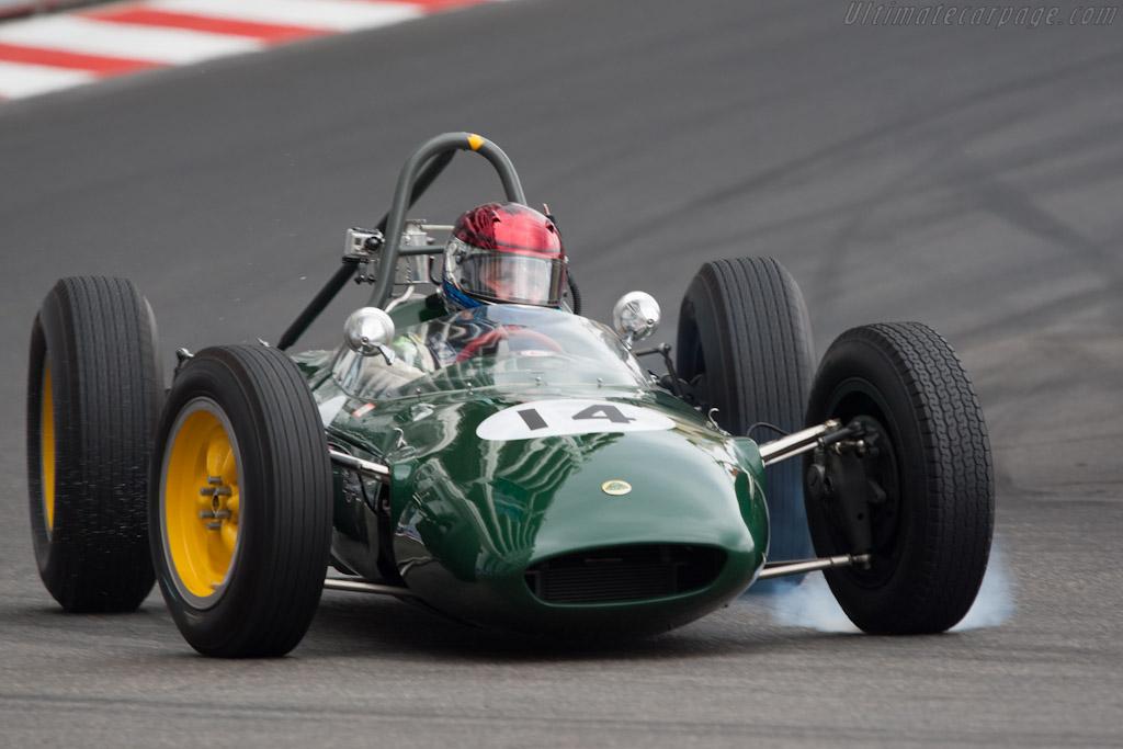 Lotus 24 Climax    - 2012 Monaco Historic Grand Prix