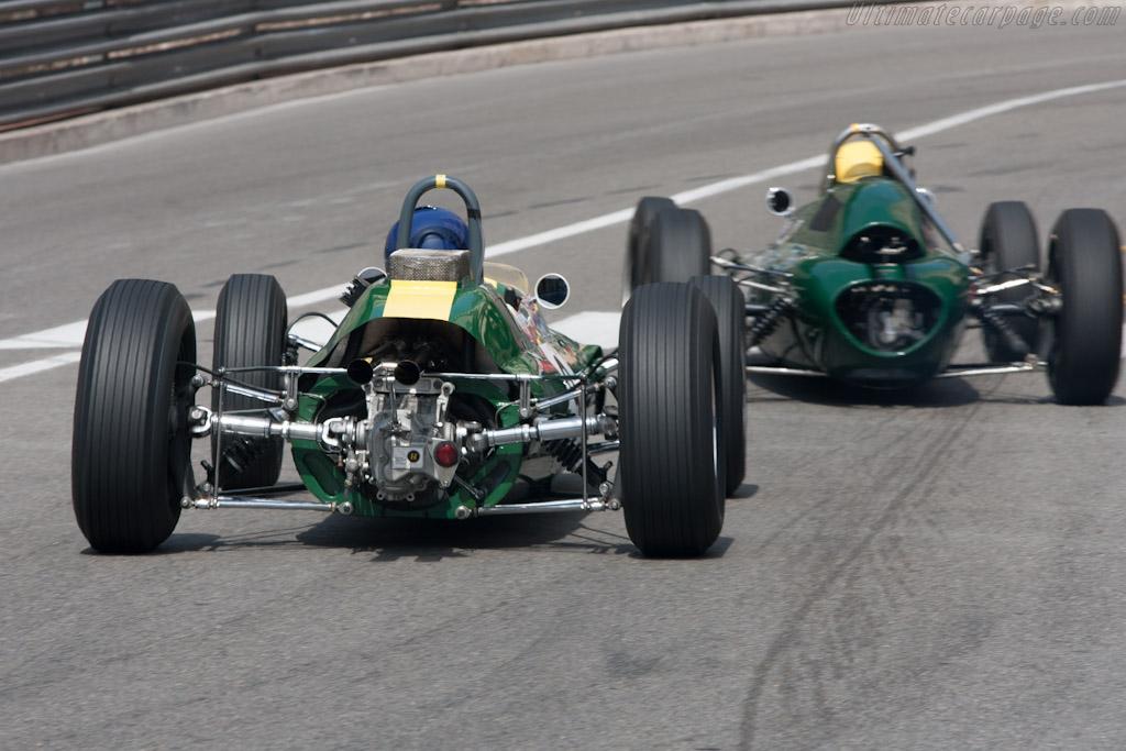 Lotus 25 Climax - Chassis: R3   - 2012 Monaco Historic Grand Prix