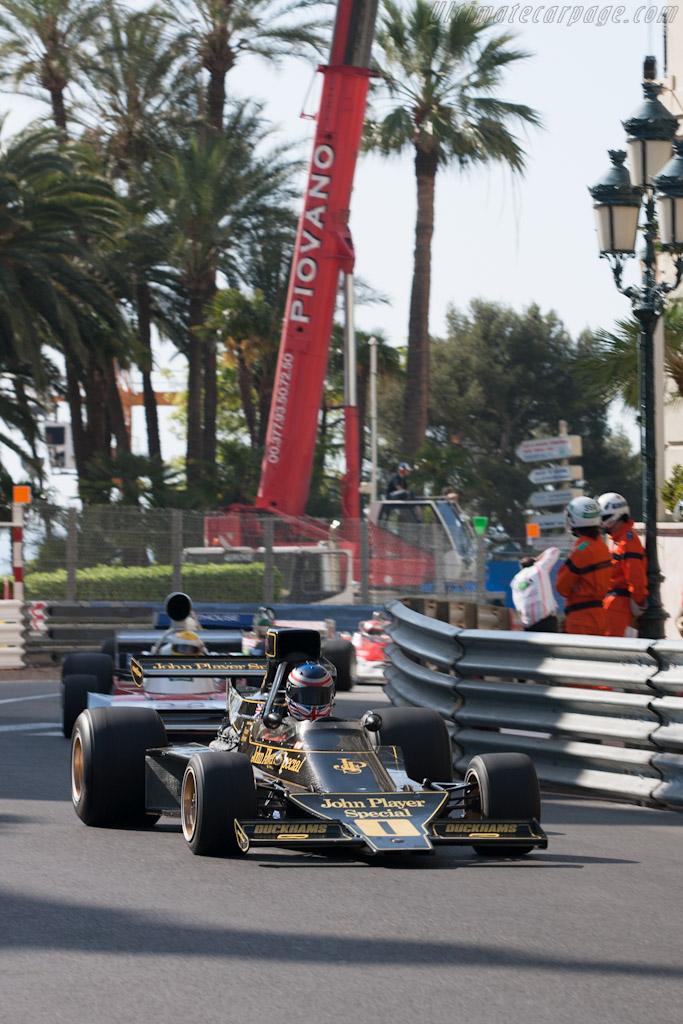 Lotus 76 Cosworth    - 2012 Monaco Historic Grand Prix