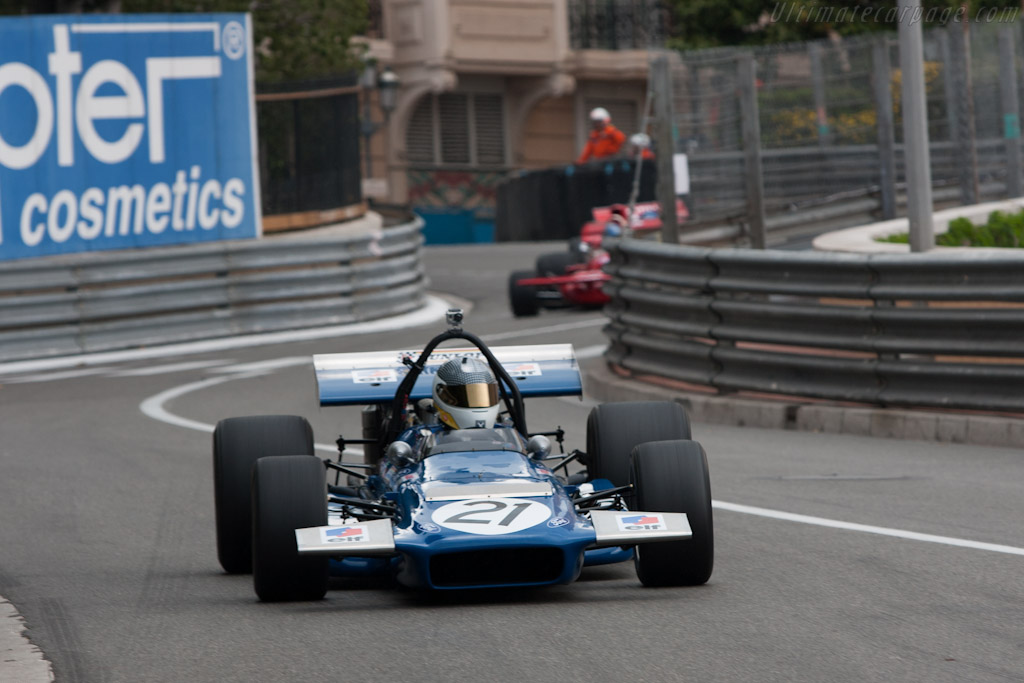 March 701 Cosworth - Chassis: 701/2 - Driver: Andrew Smith  - 2012 Monaco Historic Grand Prix