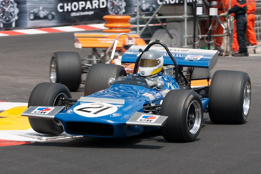 March 701 Cosworth - Chassis: 701/2 - Driver: Andrew Smith  - 2012 Monaco Historic Grand Prix