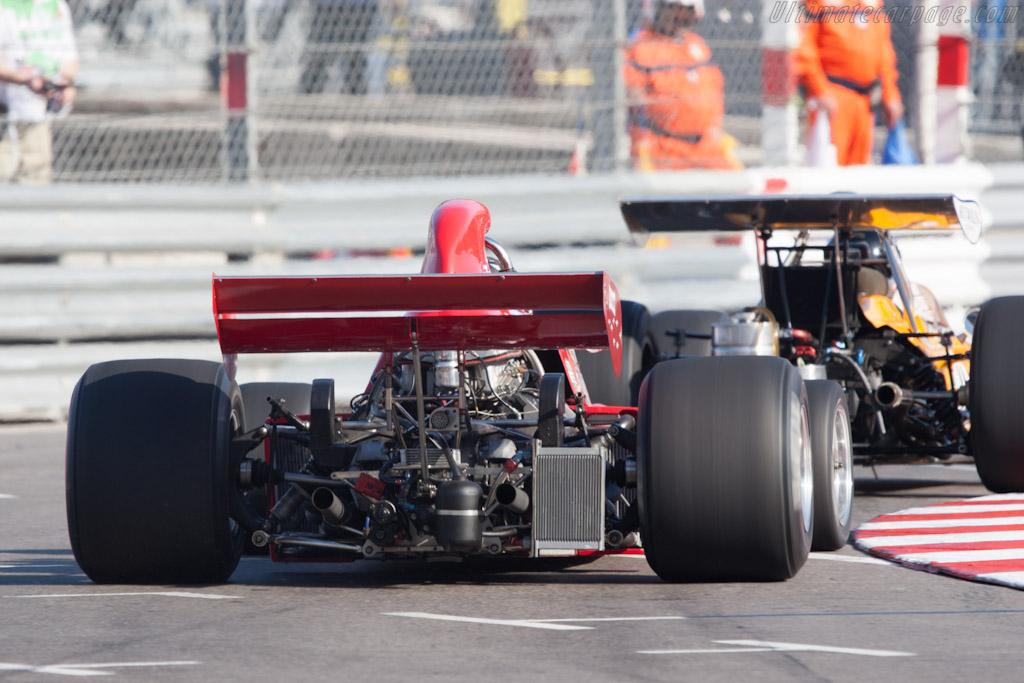 March 711 Cosworth - Chassis: 711-3 - Driver: Roger Wills  - 2012 Monaco Historic Grand Prix