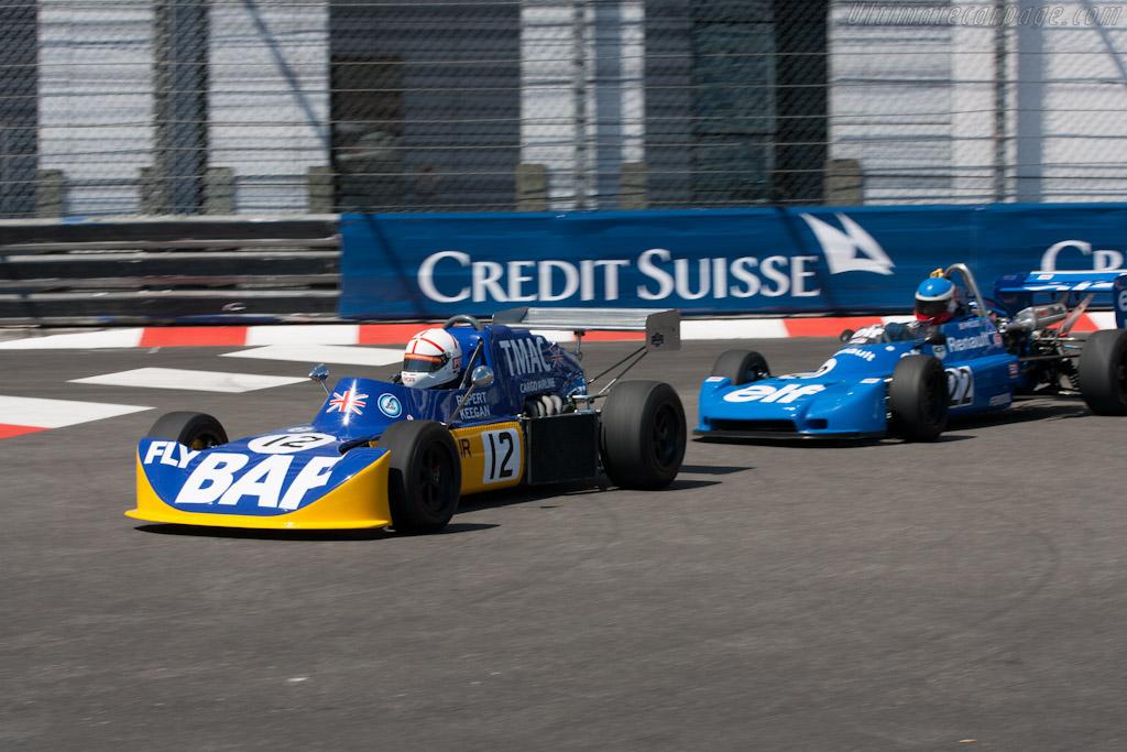 March 743 Toyota    - 2012 Monaco Historic Grand Prix