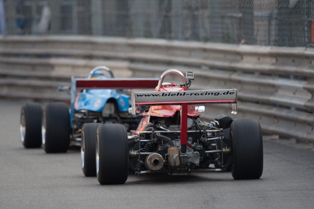 March 753 Toyota    - 2012 Monaco Historic Grand Prix
