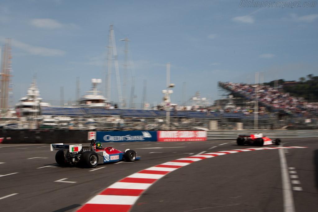 March 761 Cosworth - Chassis: 761-08   - 2012 Monaco Historic Grand Prix