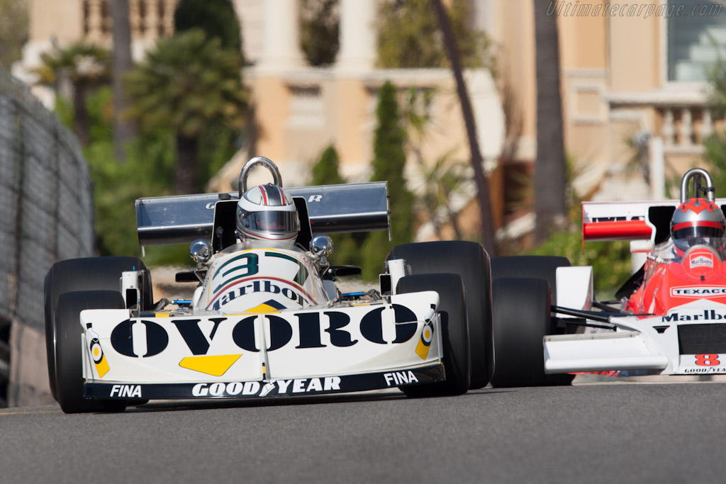 March 761 Cosworth - Chassis: 761-04   - 2012 Monaco Historic Grand Prix