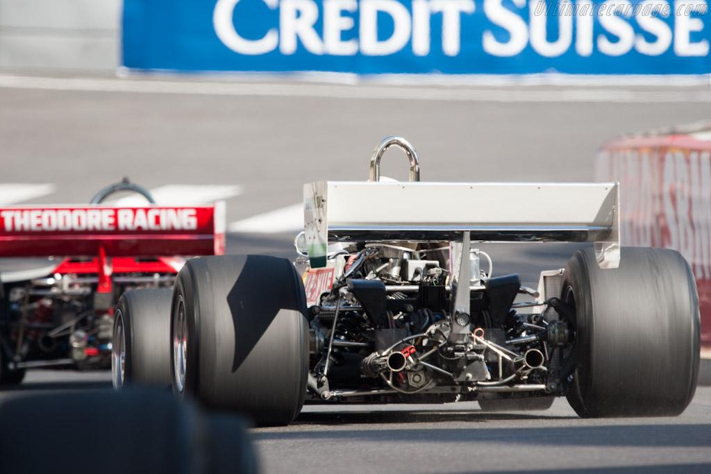 March 761B Cosworth - Chassis: 761B-3 - Driver: Charlie Nearburg  - 2012 Monaco Historic Grand Prix
