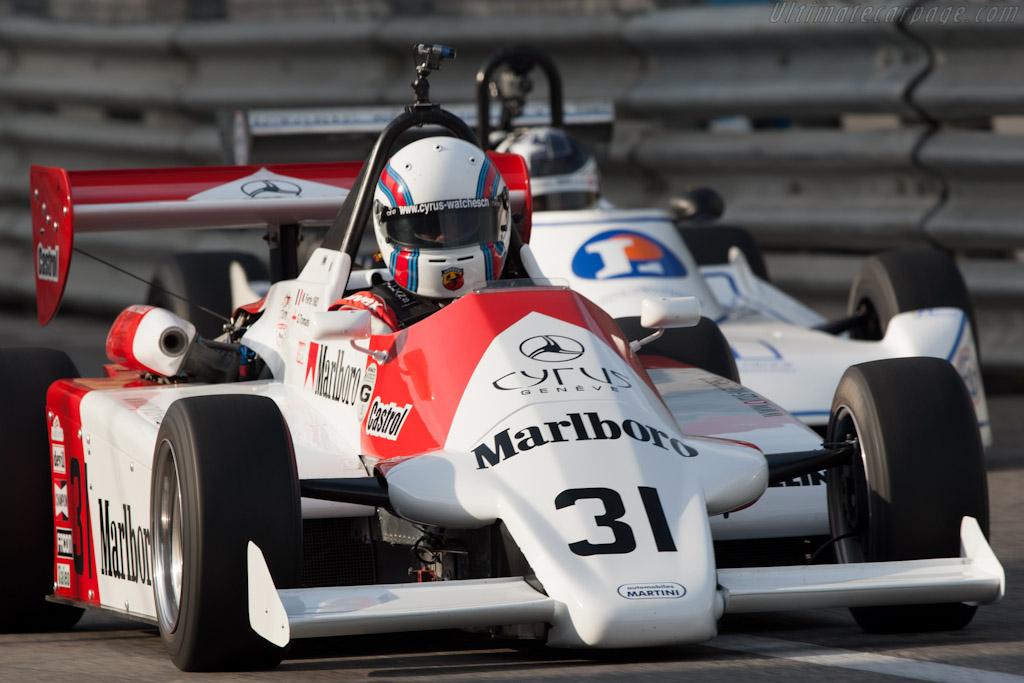 Martini Mk39 Alfa Romeo    - 2012 Monaco Historic Grand Prix