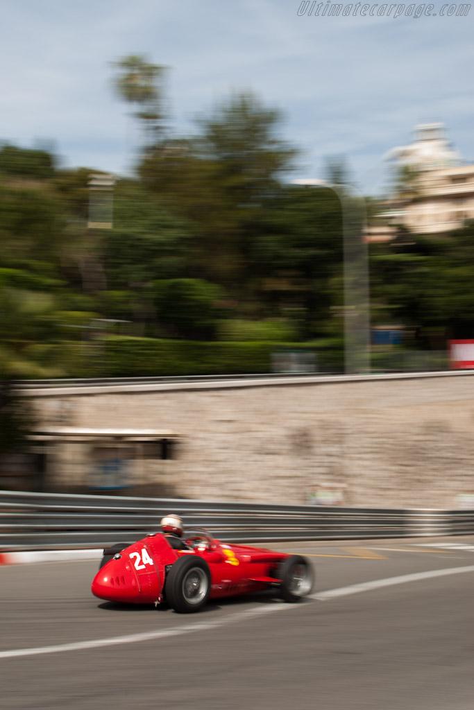 Maserati 250F - Chassis: 2533   - 2012 Monaco Historic Grand Prix