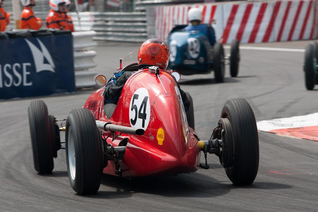 Maserati 4CL - Chassis: 1569   - 2012 Monaco Historic Grand Prix