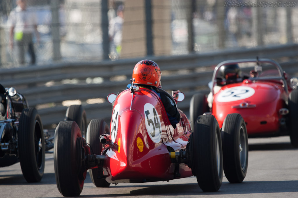 Maserati 4CL - Chassis: 1569   - 2012 Monaco Historic Grand Prix