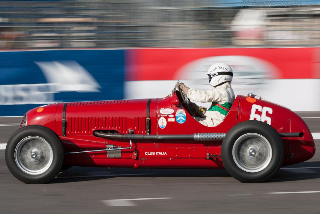 Maserati 6CM/4CM - Chassis: 1531   - 2012 Monaco Historic Grand Prix