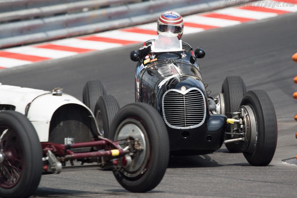 Maserati 6CM - Chassis: 1547   - 2012 Monaco Historic Grand Prix