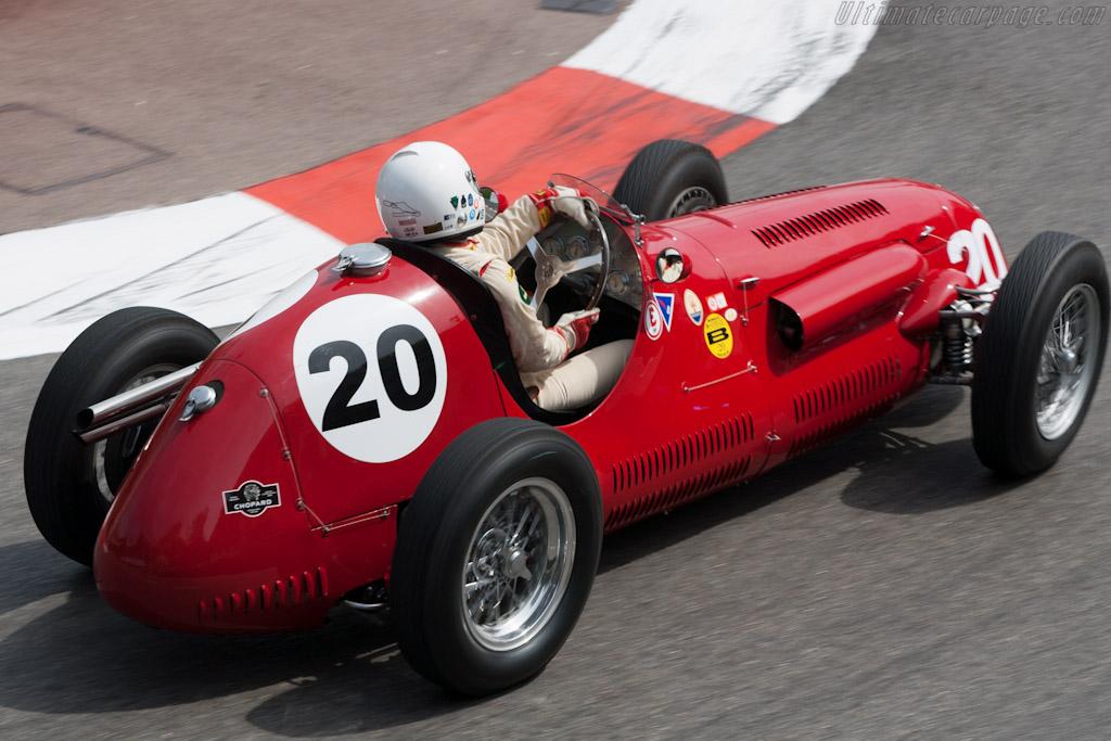 Maserati A6 GCM - Chassis: 2033   - 2012 Monaco Historic Grand Prix