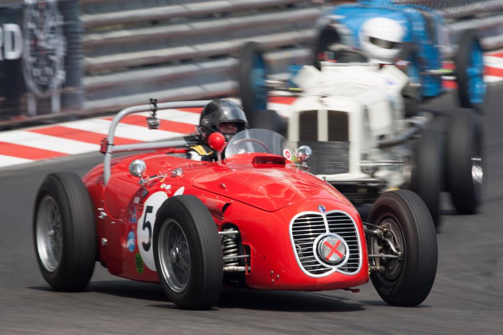 Maserati A6 GCS - Chassis: 2002   - 2012 Monaco Historic Grand Prix