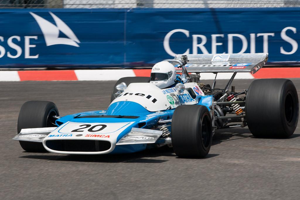 Matra MS120B    - 2012 Monaco Historic Grand Prix